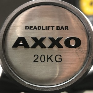 Gryf Axxo Deadlift Bar
